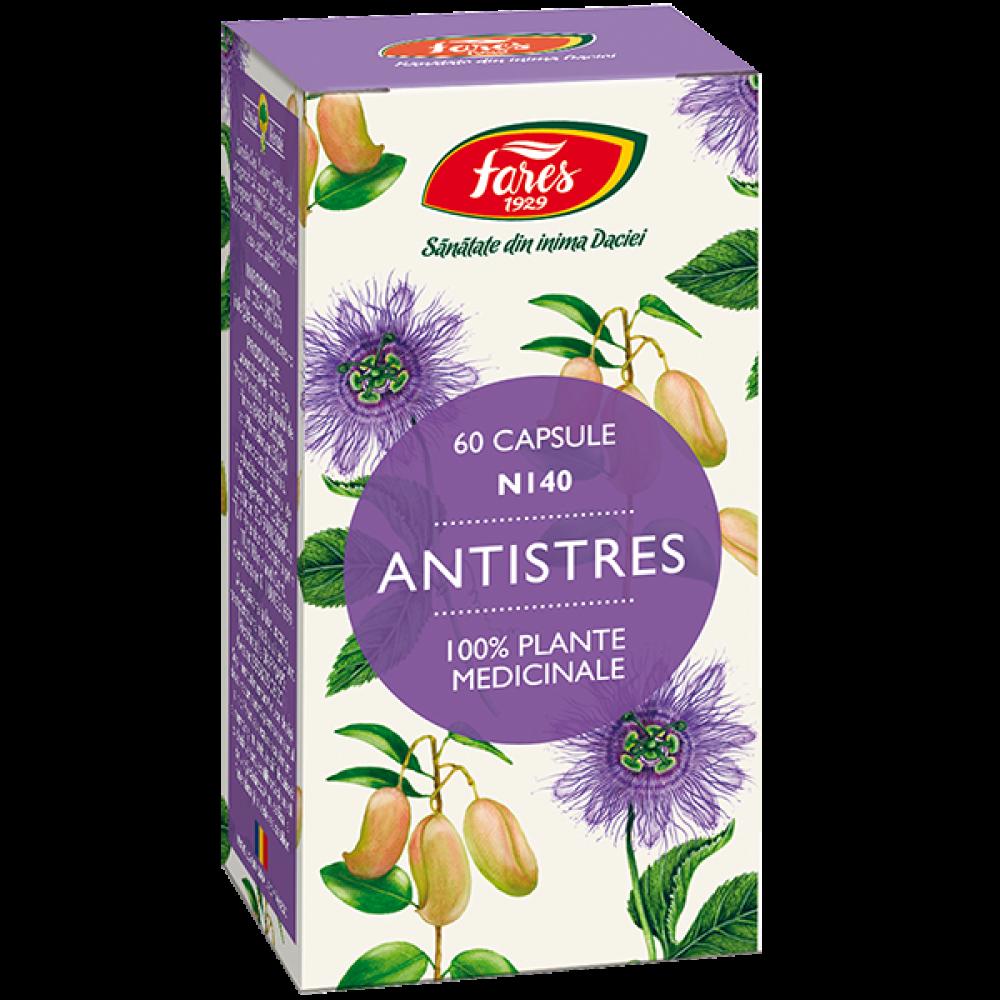 Antistres N140 capsules