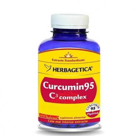 Curcumin95 C3 complex, 120 capsules