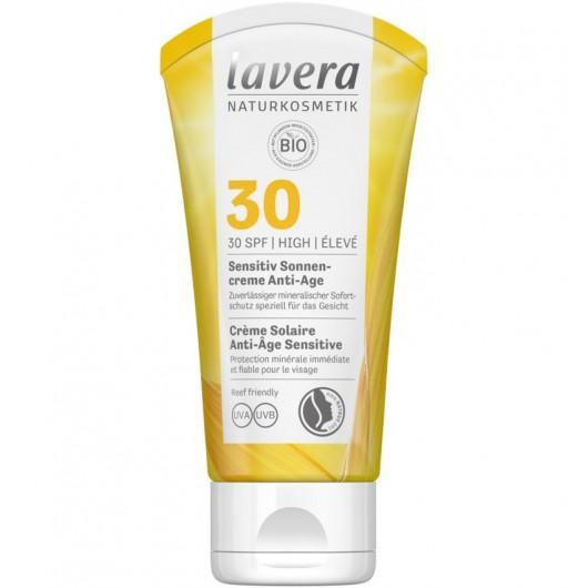 BIO sensitive anti aging cream with sun protection SPF 30, 50ml