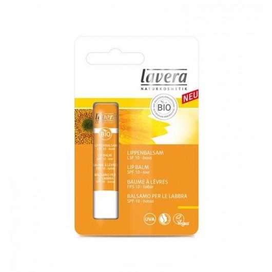 Lip balm with sunscreen SPF 10, 4.5g, Lavera