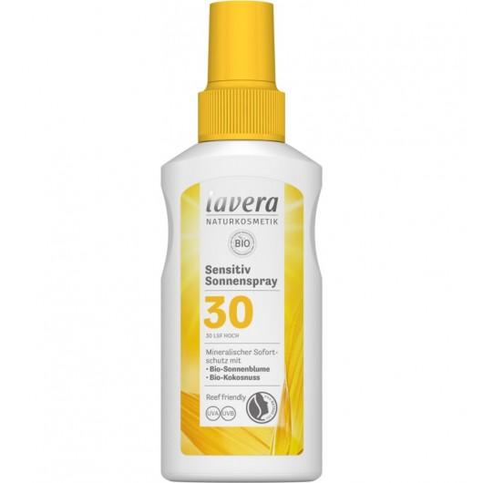 BIO sunscreen lotion SPF 30, 100ml, Lavera