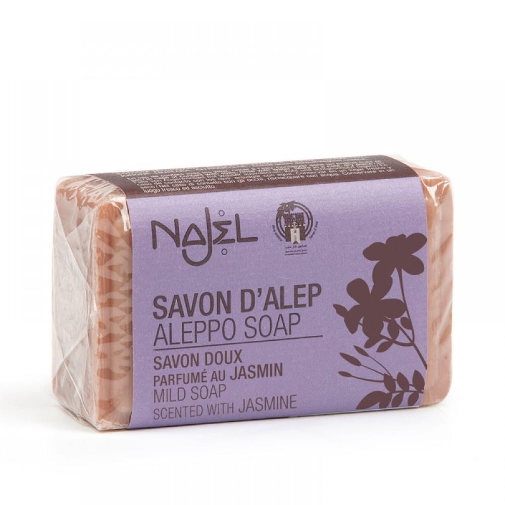 Aleppo soap with jasmine extract
