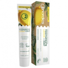 Toothpaste for whitening with lemon and organic mint, 75ml, Nordics