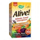 Alive! ™ (without added iron) 30 + 10 bonus packs