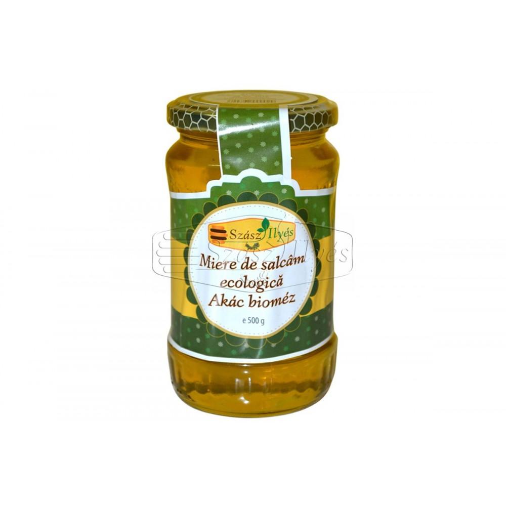 Acacia honey, organic, 500g